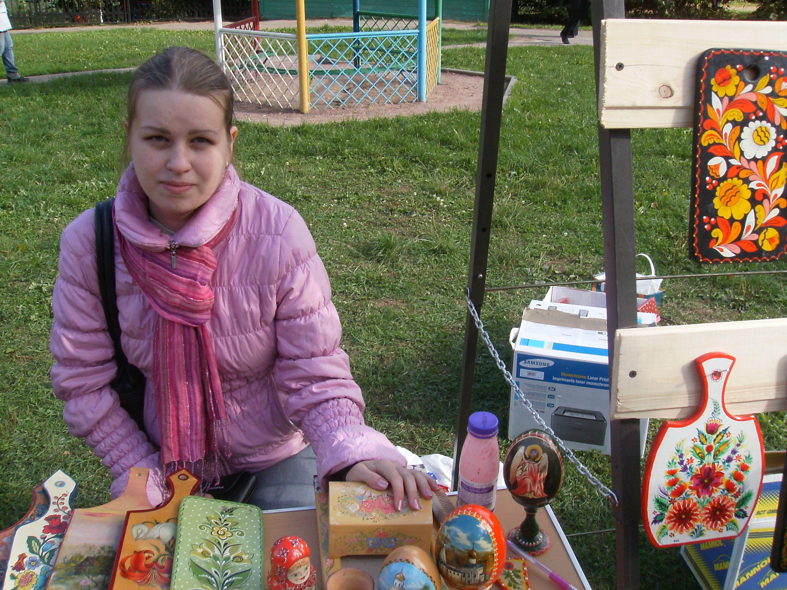 Вакансии росписи по дереву в москве